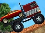شاحنة نقل السيارات