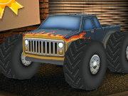شاحنة ثلاثية الابعاد